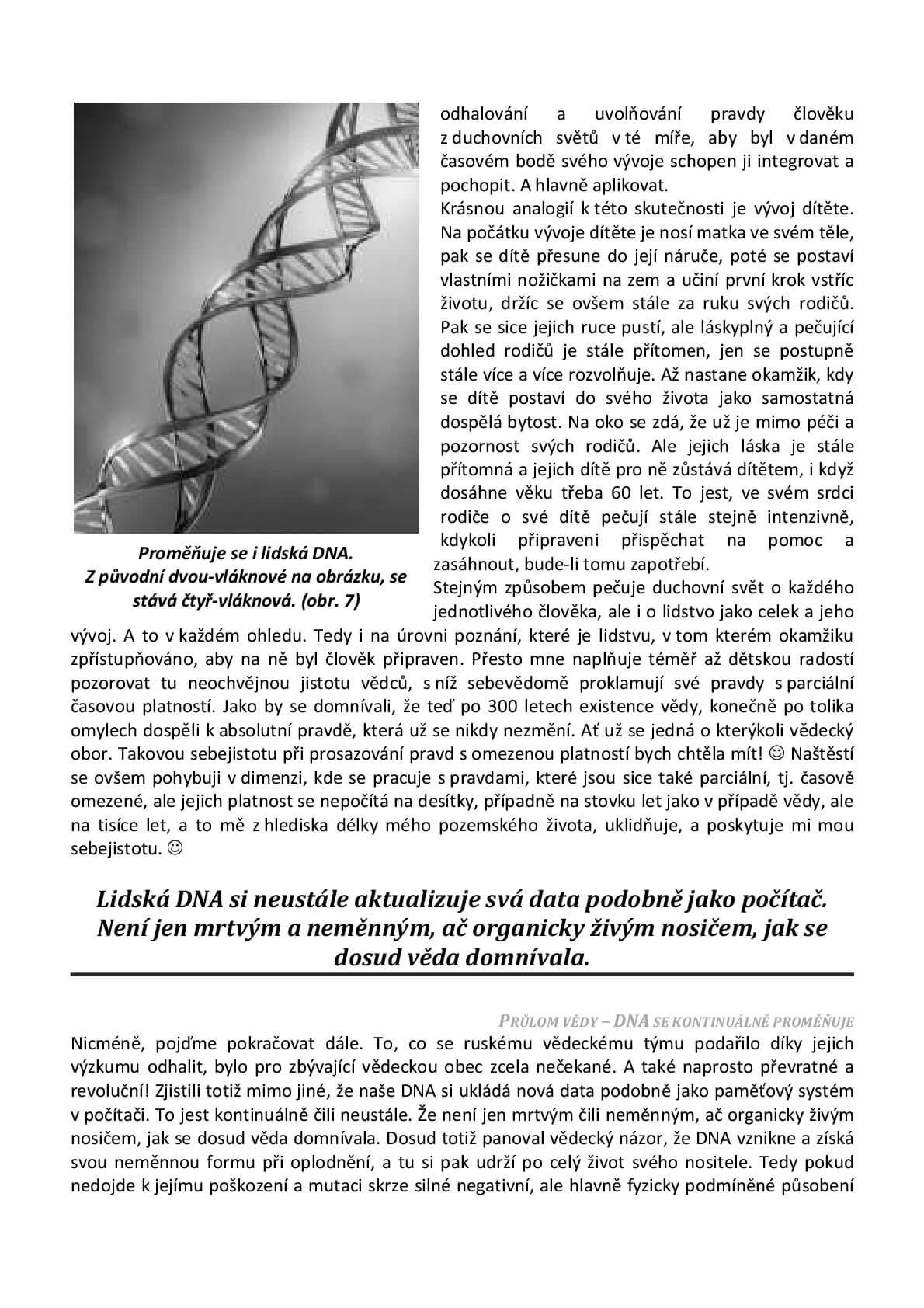 Kapitola DNA